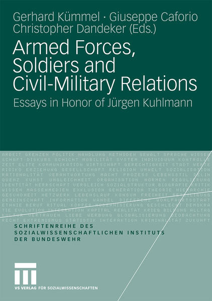Armed Forces, Soldiers and Civil-Military Relations - Coverbild