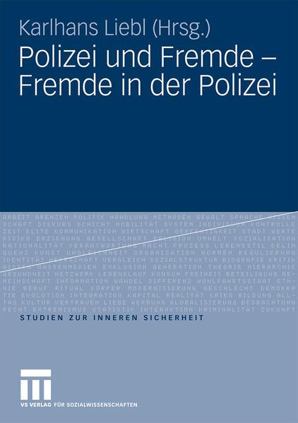 Polizei und Fremde - Fremde in der Polizei - Coverbild