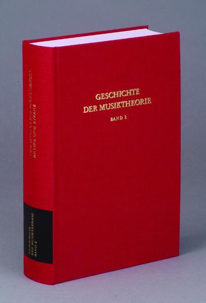 Geschichte der Musiktheorie / Vom Mythos zur Fachdisziplin. Antike und Byzanz - Coverbild