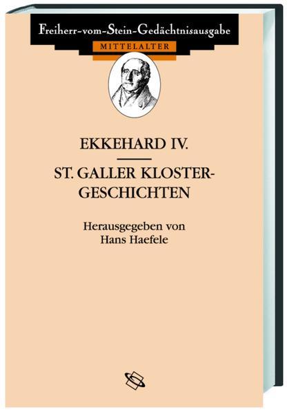 St. Galler Klostergeschichten - Coverbild