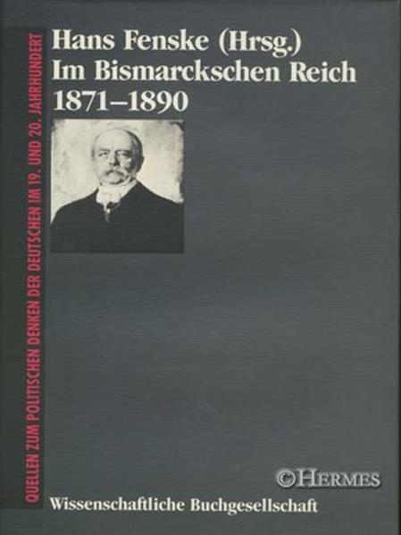 Der Weg zur Reichsgründung 1850-1870 - Coverbild