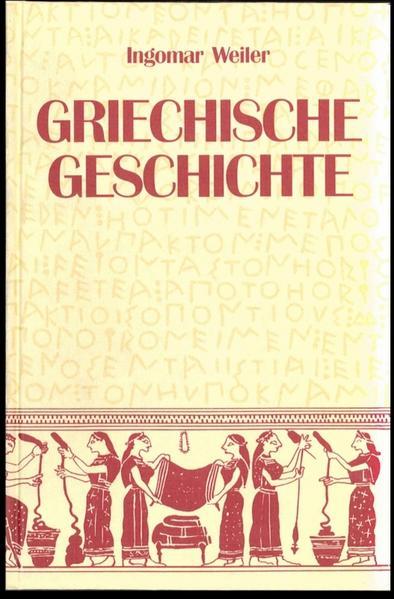Griechische Geschichte - Coverbild