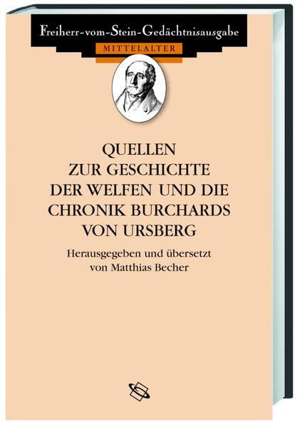 Quellen zur Geschichte der Welfen - Coverbild