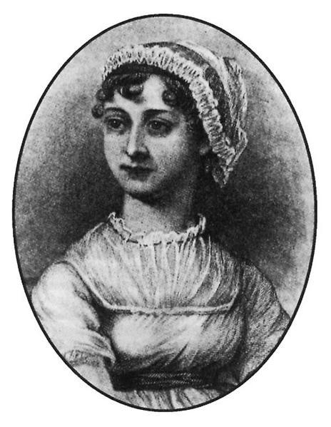 Jane Austen - Coverbild