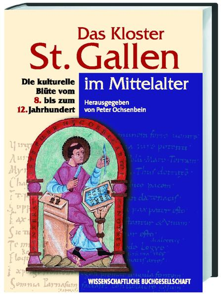 Das Kloster St. Gallen im Mittelalter - Coverbild