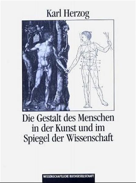 Die Gestalt des Menschen in der Kunst und im Spiegel der Wissenschaft - Coverbild
