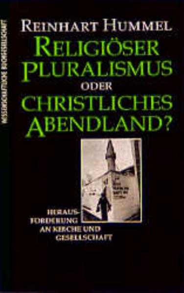 Religiöser Pluralismus oder christliches Abendland? - Coverbild