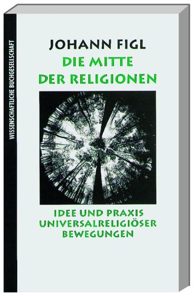 Die Mitte der Religionen - Coverbild