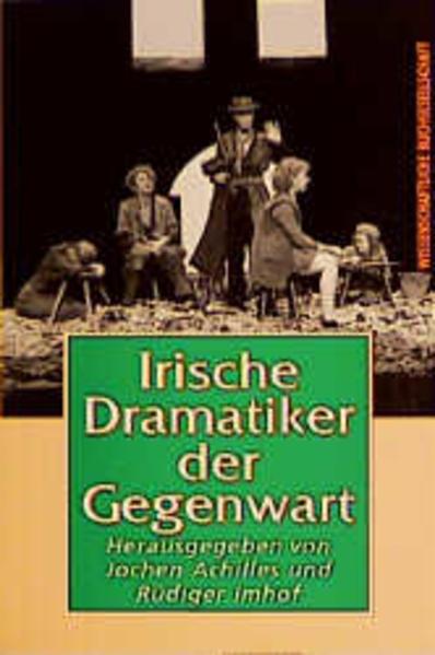 Irische Dramatiker der Gegenwart - Coverbild