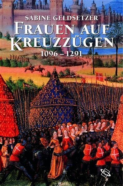 Frauen auf Kreuzzügen - Coverbild