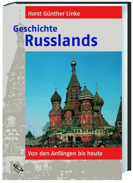 Geschichte Russlands - Coverbild