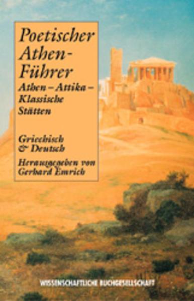 Poetischer Athen-Führer - Coverbild