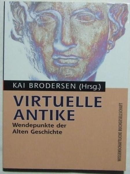 Virtuelle Antike - Coverbild