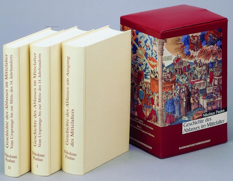 Geschichte des Ablasses im Mittelalter - Coverbild
