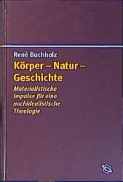 Körper - Natur - Geschichte - Coverbild