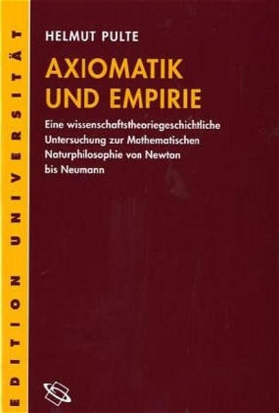 Axiomatik und Empirie - Coverbild