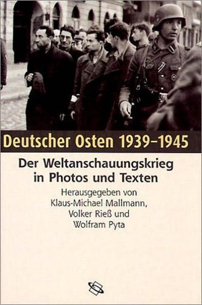 Deutscher Osten 1939-1945 - Coverbild
