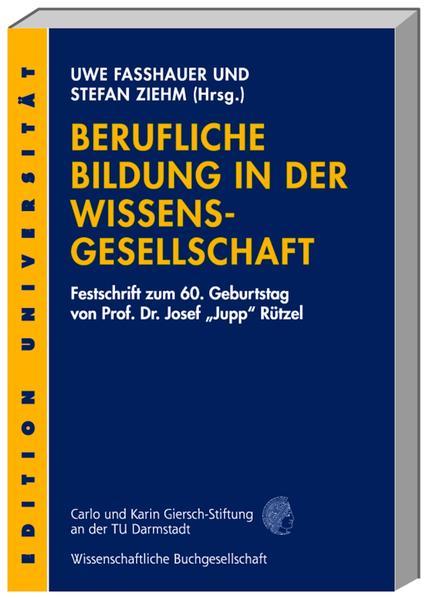 Berufliche Bildung in der Wissensgesellschaft - Coverbild