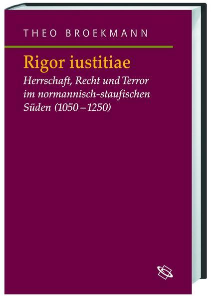 Rigor iustitiae - Coverbild