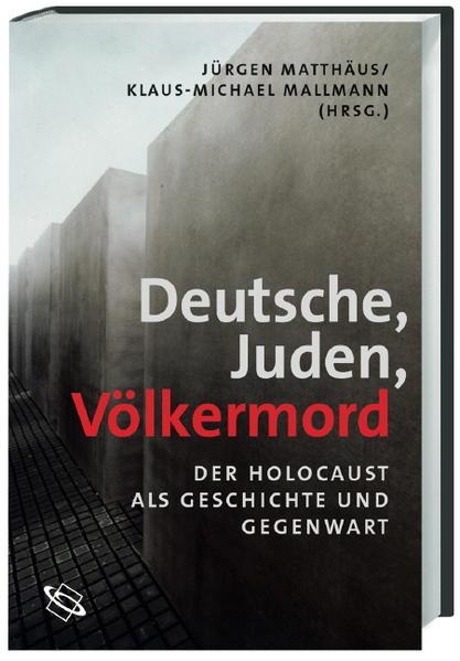 Deutsche - Juden - Völkermord - Coverbild