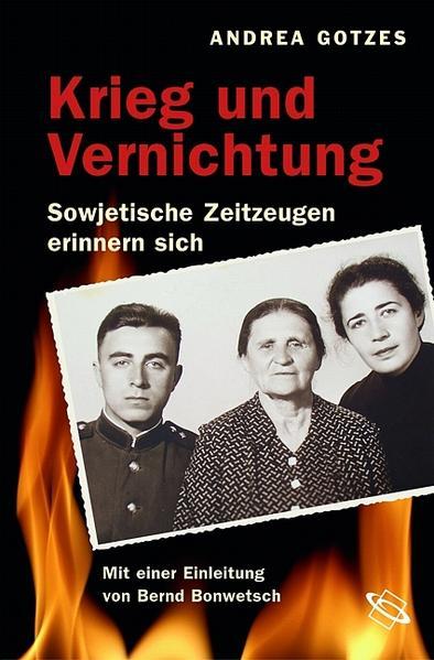Krieg und Vernichtung 1941-1945 - Coverbild