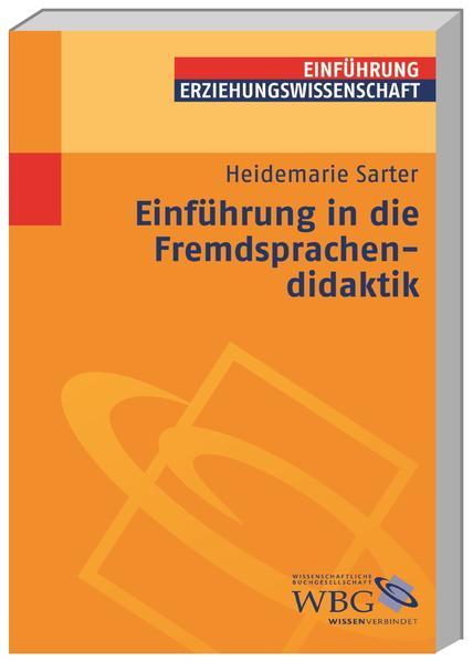 Einführung in die Fremdsprachendidaktik - Coverbild