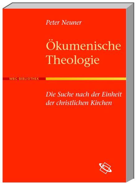 Ökumenische Theologie - Coverbild