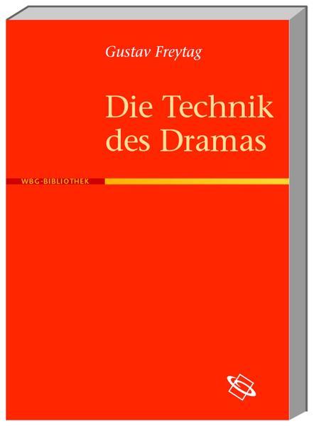 Die Technik des Dramas - Coverbild
