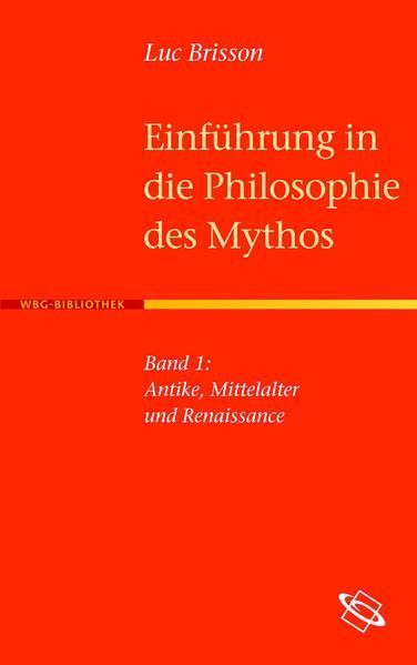 Einführung in die Philosophie des Mythos - Coverbild