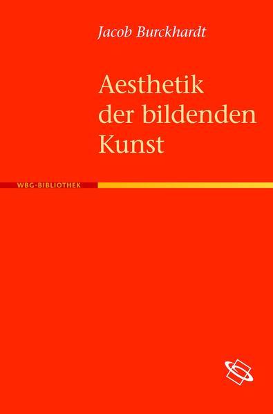 Aesthetik der bildenden Kunst - Coverbild