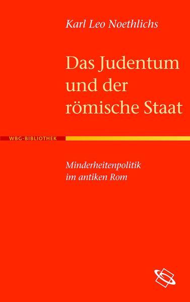 Das Judentum und der römische Staat - Coverbild