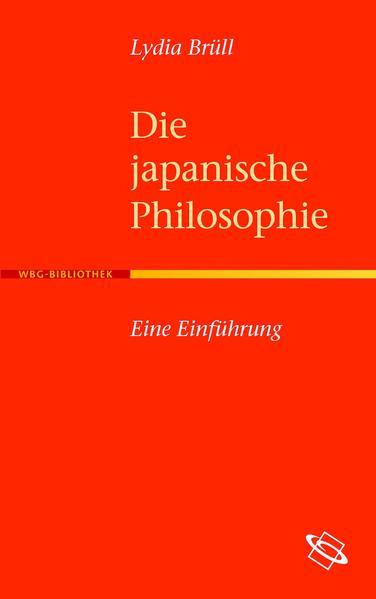 Die japanische Philosophie - Coverbild