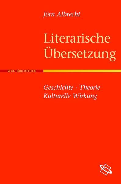 Literarische Übersetzung - Coverbild