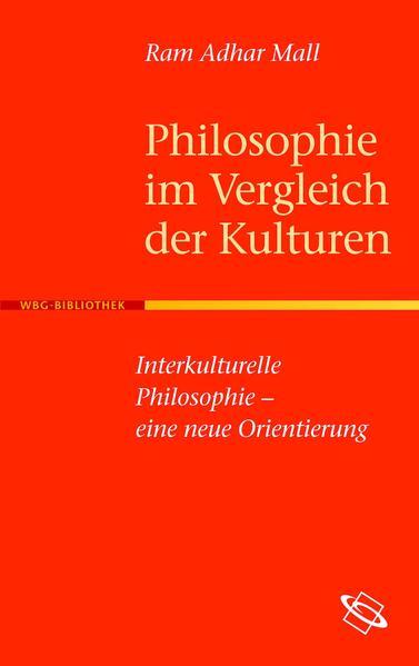 Philosophie im Vergleich der Kulturen - Coverbild