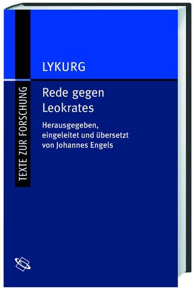Lykurg - Coverbild