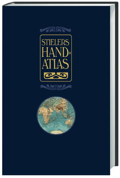 Stielers Hand-Atlas - Coverbild