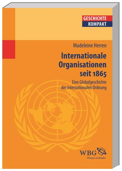 Internationale Organisationen seit 1865 - Coverbild