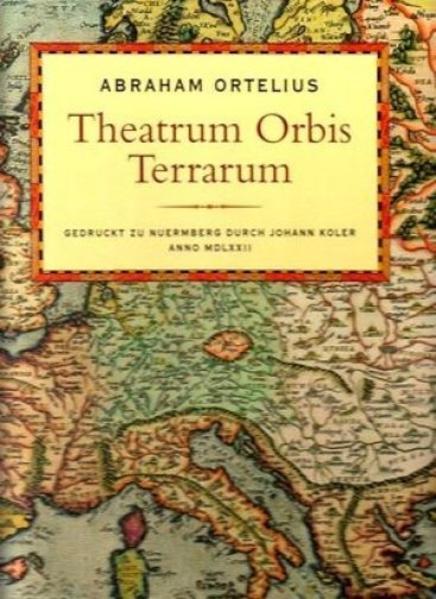 Theatrum Orbis Terrarum - Coverbild
