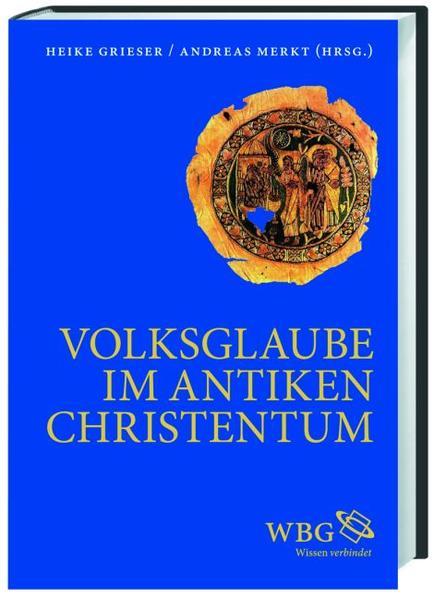 Volksglaube im antiken Christentum - Coverbild