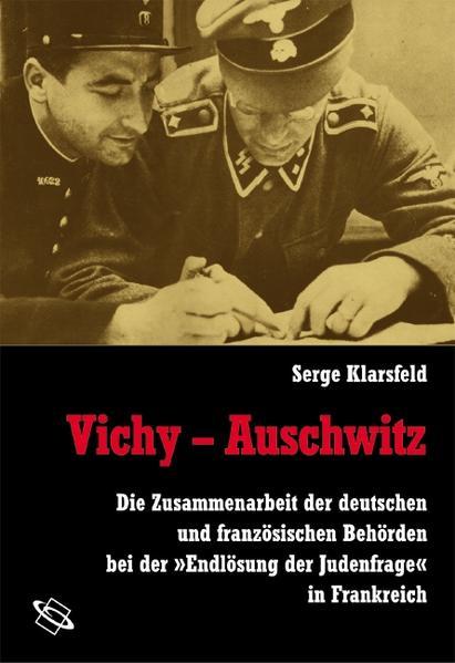 Vichy - Auschwitz - Coverbild