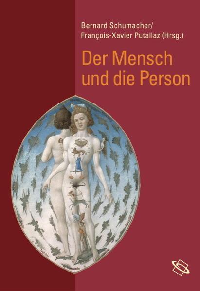Der Mensch und die Person - Coverbild