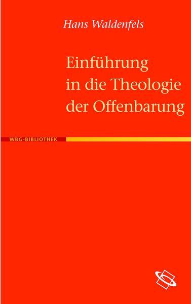 Einführung in die Theologie der Offenbarung - Coverbild