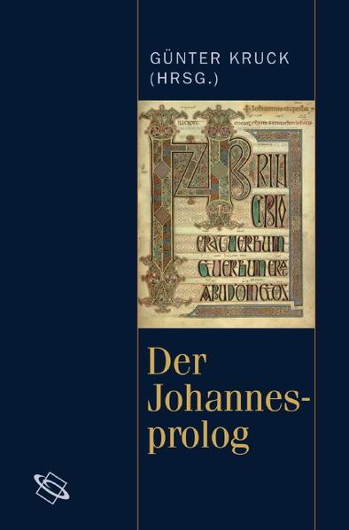 Der Johannesprolog - Coverbild