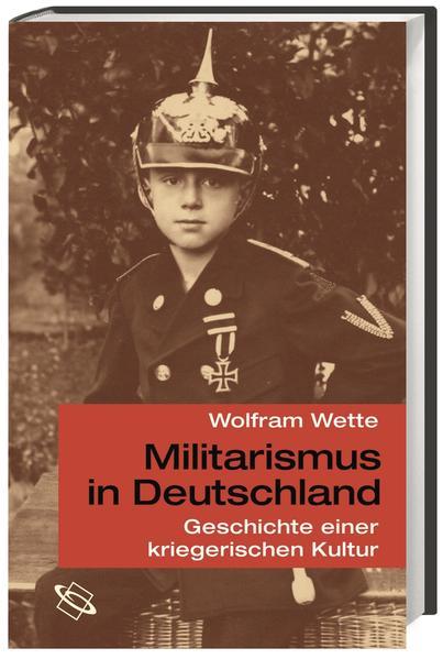 Militarismus in Deutschland - Coverbild