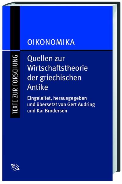 Oikonomika - Coverbild