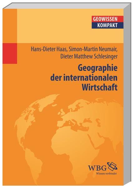 Geographie der internationalen Wirtschaft - Coverbild