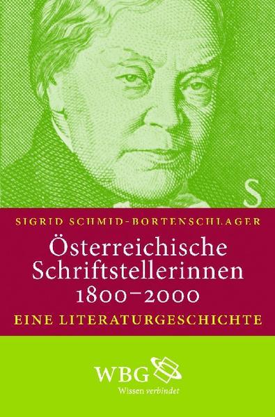 Österreichische Schriftstellerinnen 1800-2000 - Coverbild