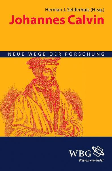 Johannes Calvin - Coverbild