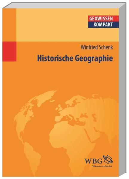 Historische Geographie - Coverbild