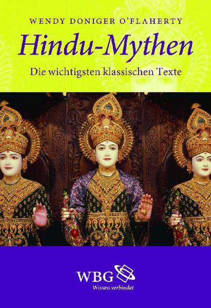 Hindu-Mythen - Coverbild
